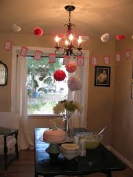photo pink and brown baby shower image