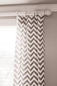 White Chevron Curtains Grey Chevron Curtains Curtains Ideas