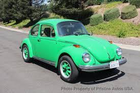 volkswagen beetle 1974 used volkswagen beetle 1974 vw beetle restored no rust viper