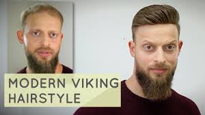 what is a viking haircut modern short viking haircut hair inspiration 2017 for men youtube