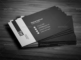 Minimal Business Card Designs 25 Best Business Card Templates Photoshop Designs 2017