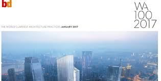 in the top 50 architectural firms
