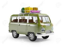 safari jeep cartoon safari roof u0026 retro safari van with roof rack in cartoon style