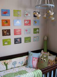 Nursery Room Wall Decor 28 Baby Wall For Nursery 25 Modern Nursery Design Ideas