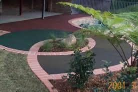 wetpour rubber flooring independent living centres australia