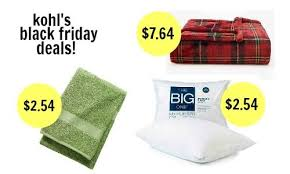 kohl s black friday deals 2 54 bath towels more southern savers