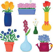 Clipart Vase Of Flowers Vase Of Flowers Clip Art Vector Images U0026 Illustrations Istock