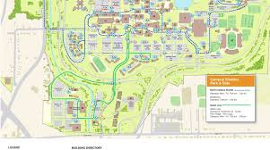 Miami Dade Map Stevens Campus Map Map Of Southern California