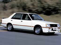 mitsubishi colt turbo mitsubishi lancer 2000 turbo 1981 japanese car u0027s pinterest