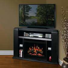 everest media electric fireplace costco console antique mahogany