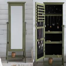 Farmhouse Armoire Farmhouse U0026 Cottage Style Jewelry Armoires Hayneedle