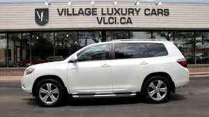 2009 Toyota Highlander In Review Village Luxury Cars Toronto