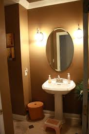 Decorating Ideas For Bathrooms Half Bathroom Decor Zamp Co