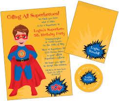 Superman Decoration Ideas by Tips To Make Superman Birthday Invitation U2014 Liviroom Decors