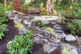 landscaping ideas for a hillside on the luxury house with wall