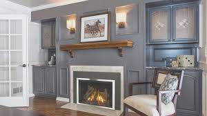 fireplace best gas fireplace glass rocks home style tips lovely
