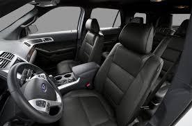 Ford Explorer Interior - 2011 ford explorer price photos reviews u0026 features