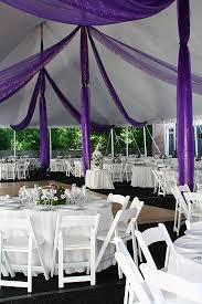 Tulle Decorations Recent Events Tent Pictures Li Pole Tents Frame Tents Tent