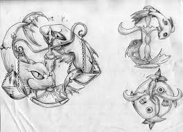 libra tattoo art and designs page 3