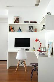 bureau dans chambre petit bureau chambre bureau angle petit espace petit bureau de