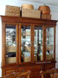 china cabinet small china displayet orets for living room wall
