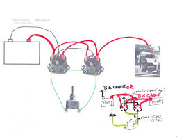 wiring diagram for 12 volt winch relay u2013 the wiring diagram
