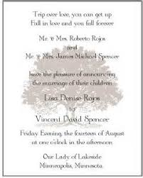 Wedding Invitation Sayings Wedding Invitation Examples 3 Wedding Invitation Wording