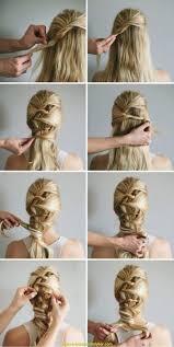Frisuren Lange Haare Flechten by Frisuren Lange Haare Flechten 100 Images Die Besten 25 Haare