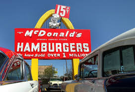 Mcdonalds In America Map by 11 Things About Mcdonalds That May Surprise You Cbs News