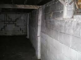 Basement Foundation Repair Methods by Bowing And Leaning Wall Repair In Birmingham Al Nichols Grout Tech
