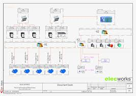images electrical network drawing software free network