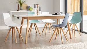 Light Oak Dining Table And Chairs Oak And White Extending Dining Table 8 Seater Uk Pertaining To