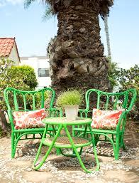 Ikea Wicker Patio Furniture - posh and portable small space diy decor tips u0026 tricks living