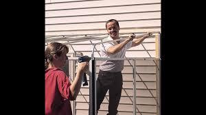 patio screen enclosure kits review patio mate youtube