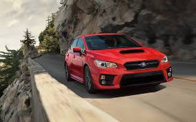 black subaru hatchback 2018 subaru wrx sports sedan subaru