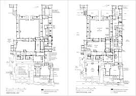 hampton court palace floorplans under king henry viii 1547