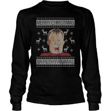 home alone sweater home alone filthy animals knit sweater shirt longsleeve