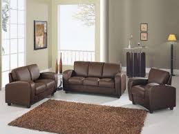 Decorating Ideas For Living Rooms With Brown Leather Furniture Living Room Living Room Paint Vectormu Interior Designing And