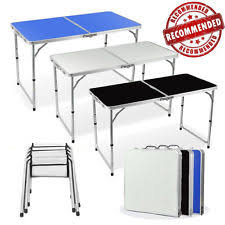 Plastic Folding Picnic Table Folding Picnic Table And Chairs Ebay