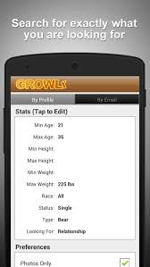 growlr bears near you android apps on google play