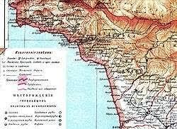 map of abkhazia history of abkhazia