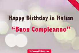 birthday images in italian