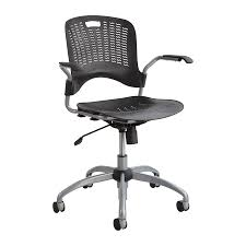 plastic swivel chair sassy manager swivel chair safco products