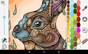 coloring android apps on google play