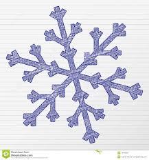 drawing snowflake 3 stock vector image of drawing blue 16465097