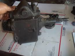 ford 800 tractor combination auxillary transmission misc for