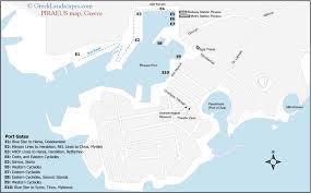 map port piraeus port map
