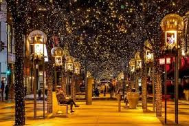 downtown denver christmas lights tour the denver photo hikers