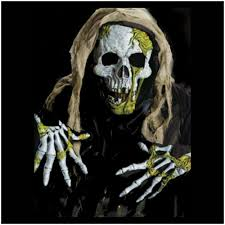 rotting zombie mask u0026 gloves mad about horror