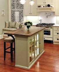 built in kitchen island pre built kitchen islands agreeable building a kitchen island made